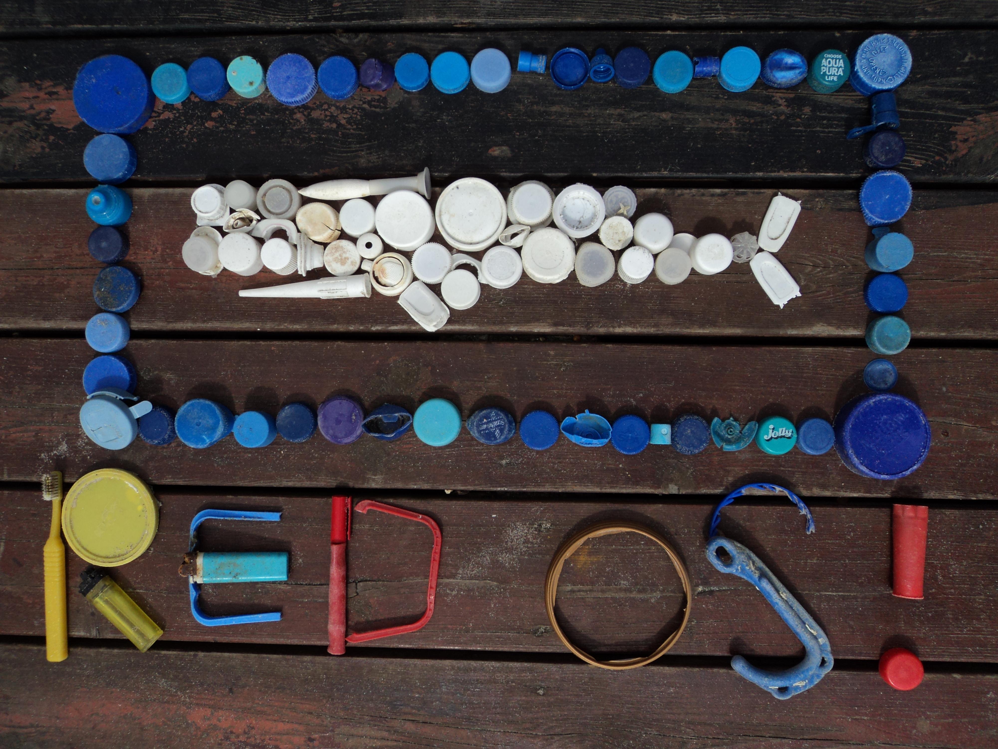 Plastikforurening - Caroline Bloch
