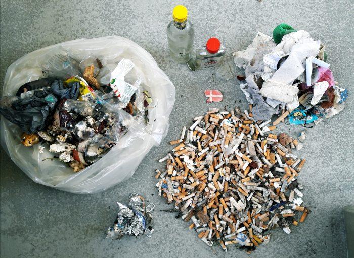 plastik forurening i Danmark - Plastic Change - Charlottenlund