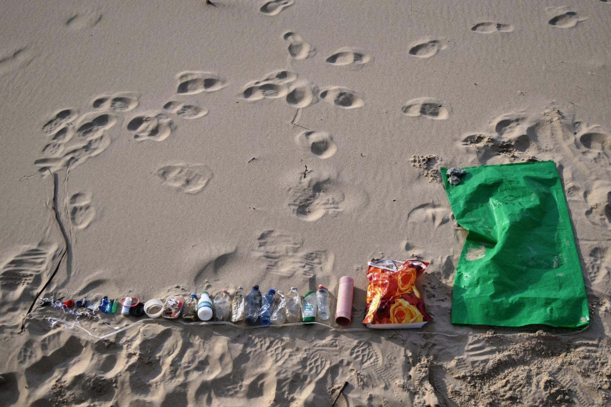 Affald i naturen konsekvenser - Plastic Change