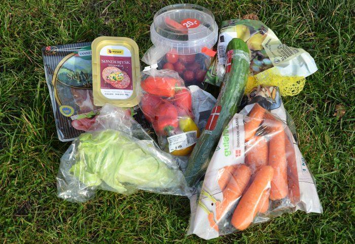 Emballage og mad - Plastic Change Lisbeth Engbo