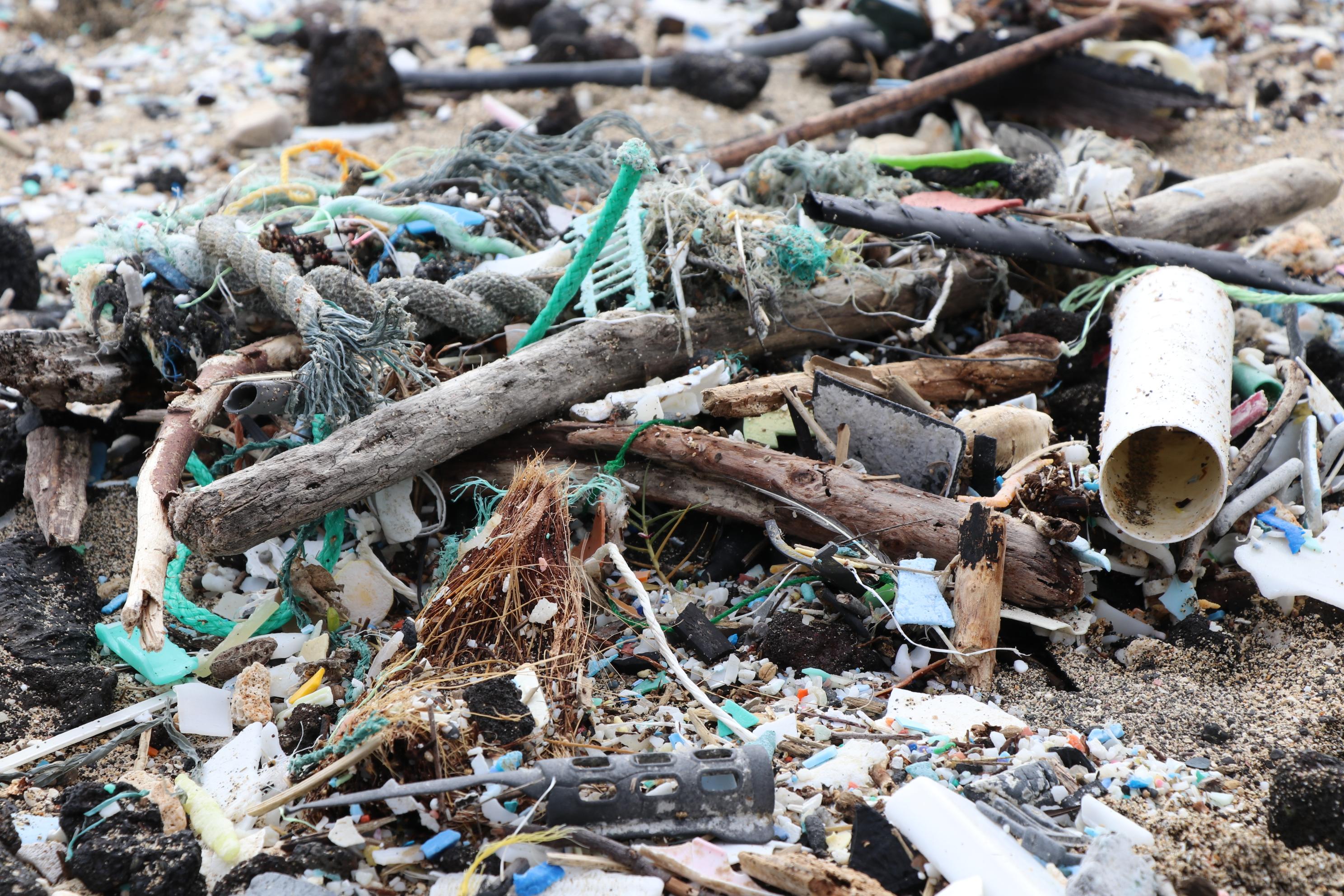 Mikroplastik - Plastic Change