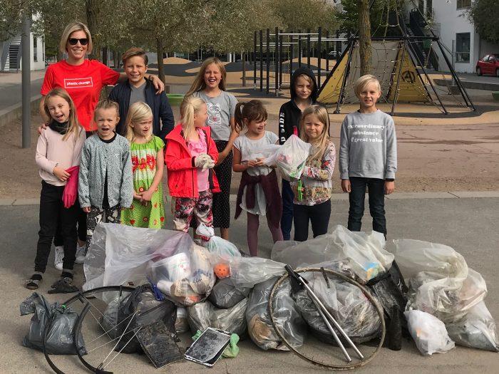 World Cleanup Day Danmark - Plastic Change