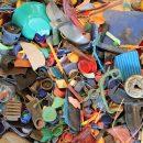 Affald i naturen konsekvenser - Plastik fra dansk strand