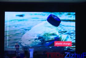 TEDx Henrik Beha Pedersen - Plastic Change