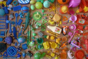 plastik legetøj - Plastic Change