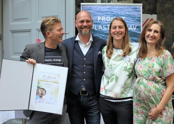 Energy Globe Award2018_Plastfrit Hav - plastic change