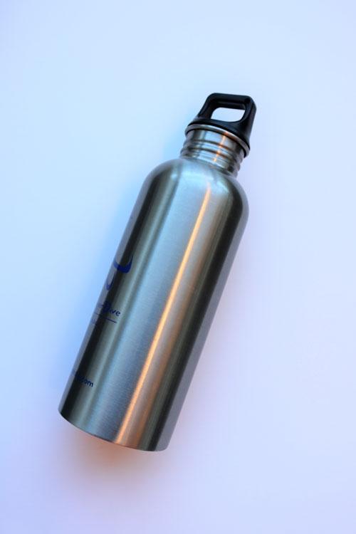 Reduce water bottles - reusable water bottles - plastic change