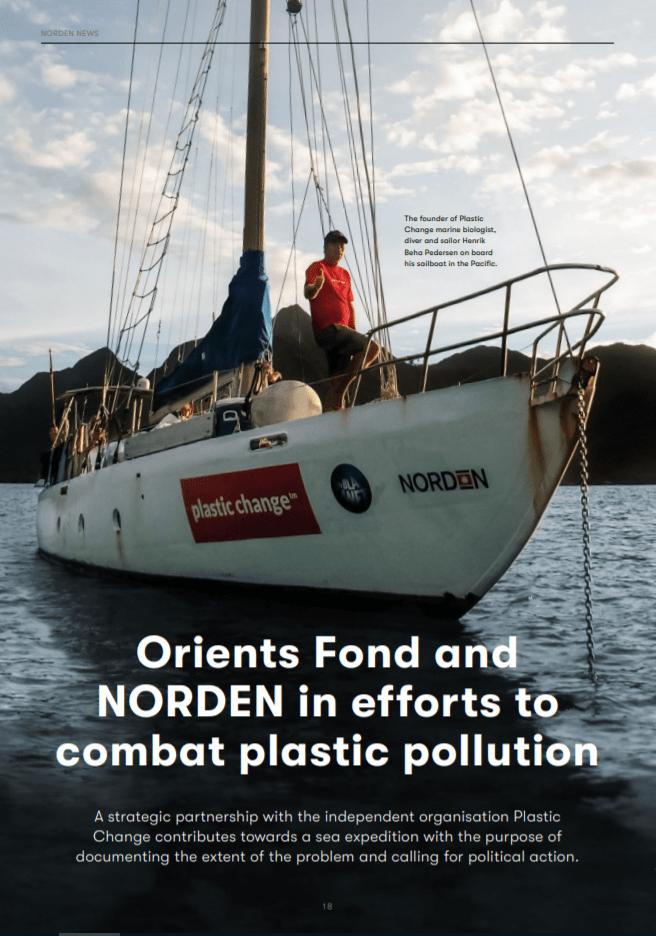 PlasticChange_Norden_projektpartner