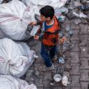 Plastikaffald - tyrkiet