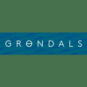 Grøndals - logo