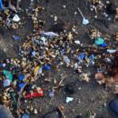 Forurening med mikroplastik